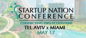 Startup Nation Conference Miami