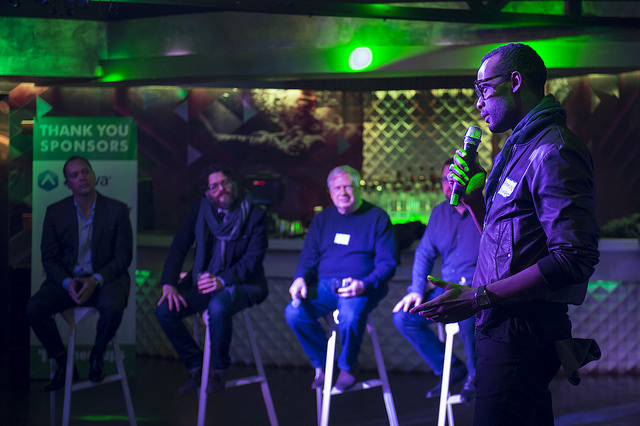 TechCrunch Meetup + Pitch-Off Miami   Building co